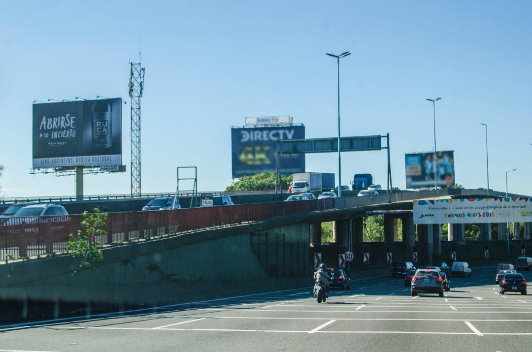Columna  Gral Paz y  Cantilo