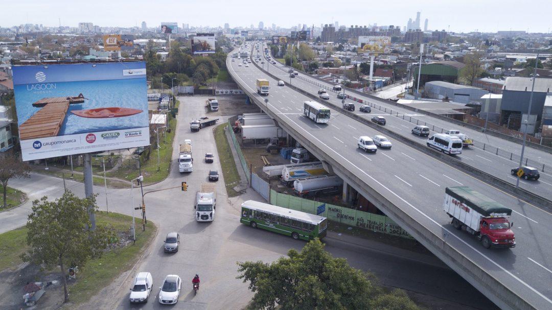 Columna Aut Bs As La Plata y Call