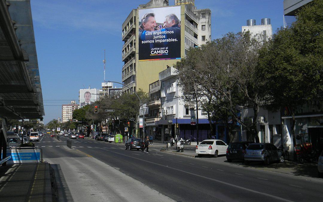 Medianera Alberdi 621- Norte