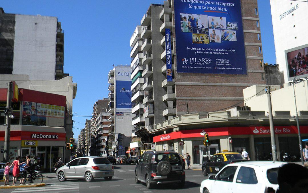 Medianera  Corrientes  1673